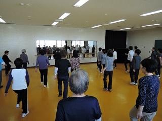 シェイプアップ講座(3日制)