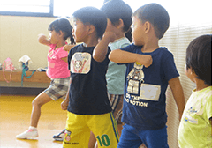 子ども体操 年少クラス(2日制)